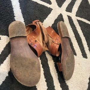Free people Sandals Size  8.5/39